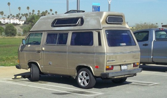 VW-Adventurewagen