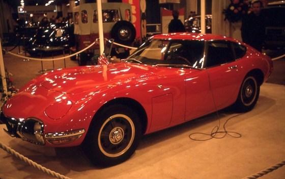 07 Toyota 2000 GT