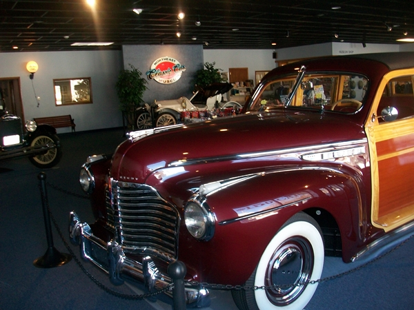 Northeast Classic car museum, Norwich, NY 1940 Buick