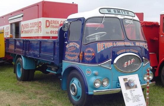 1966 ERF