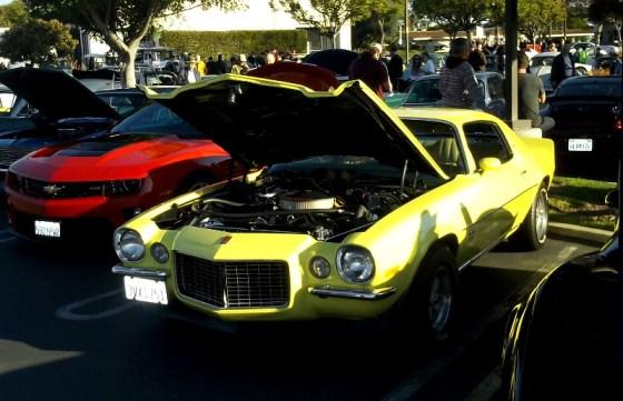 1971-73 Camaro RS