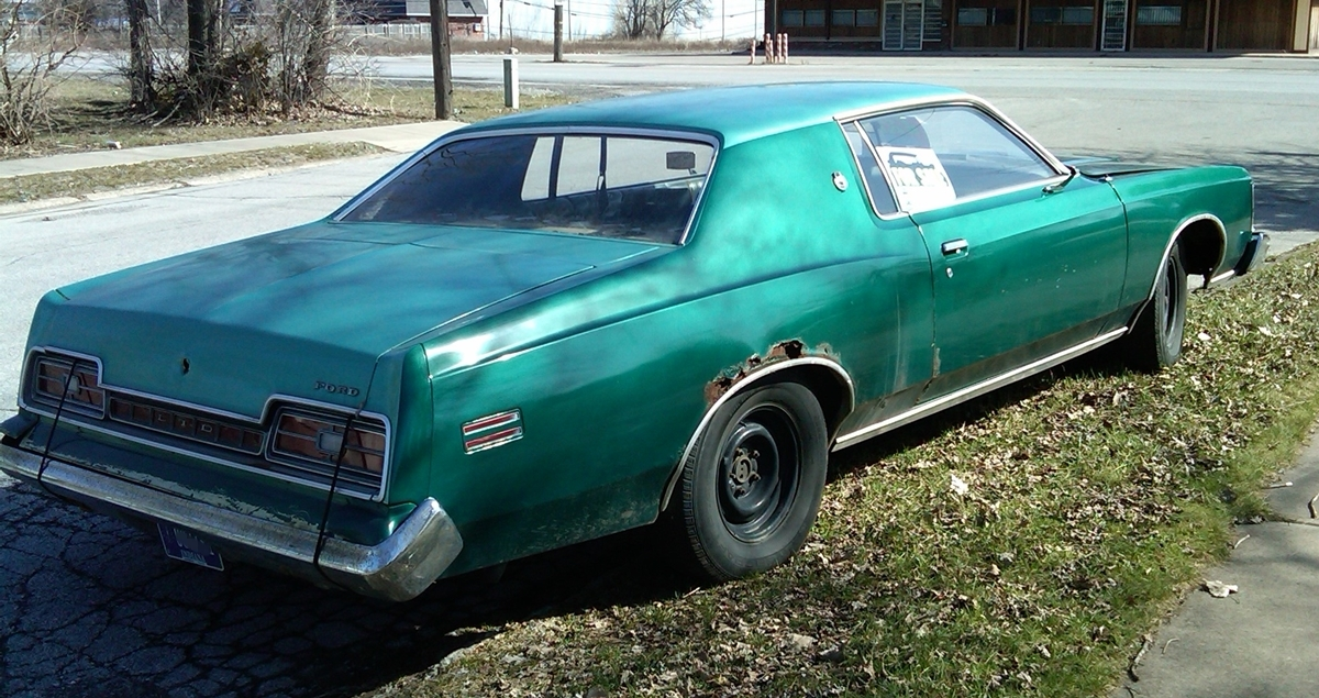Curbside Classic: 1973 Ford LTD – Bring On the Bloat!