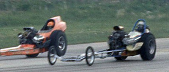 21 Dragsters