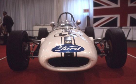 36 Formula Ford