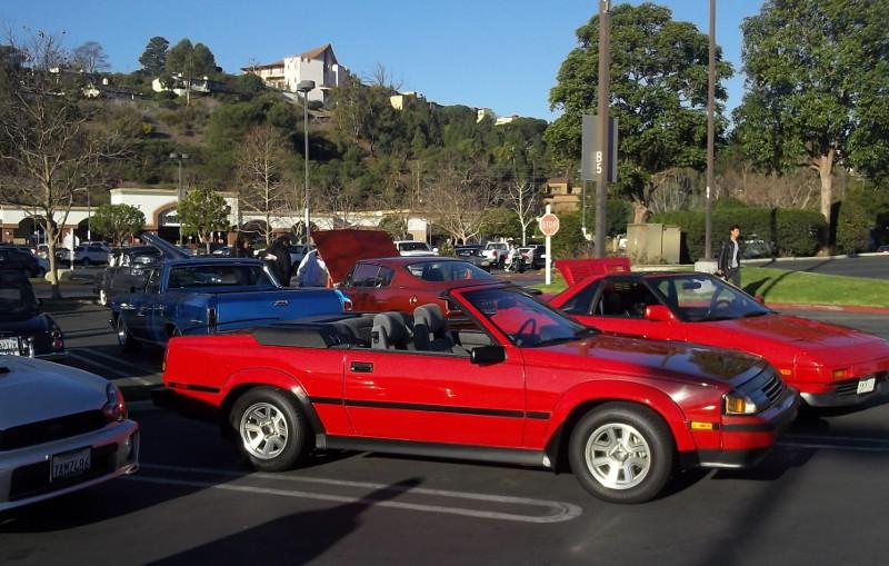 Car Show Classic This Months Palos Verdes Collection Mostly Pre - Palos verdes car show