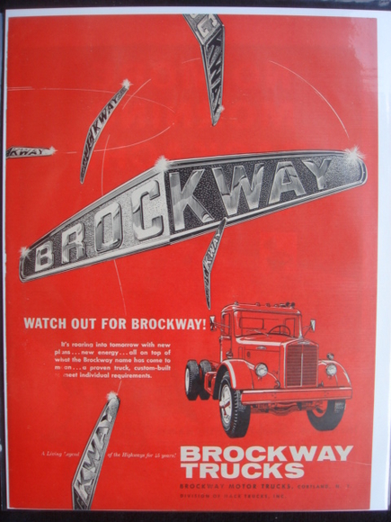 Brockwayad