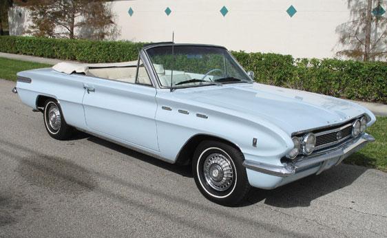 Buick 1962 Skylark Conv