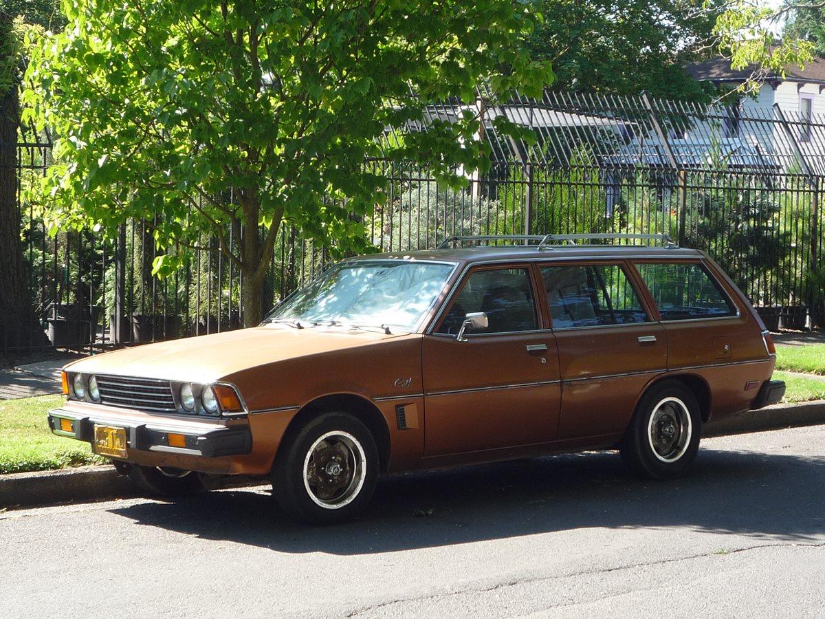 CC Colt Chronicles Part 4: 1978-1981 Dodge Colt Station Wagon ...