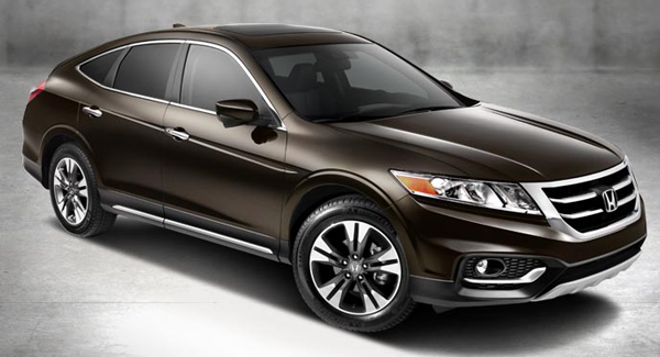 Crosstour brown