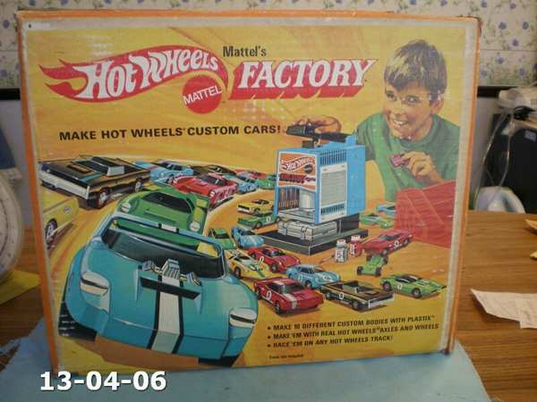 Hot Wheels Factory