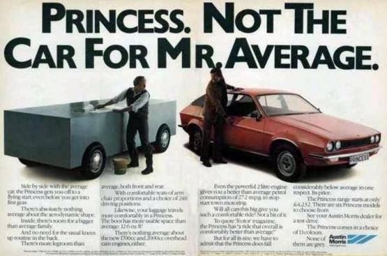 Leyland Princess advert 1979