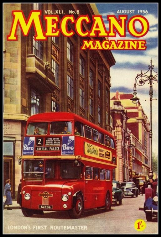 Meccano magazine 1956