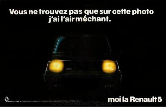 Moi la Renault 5