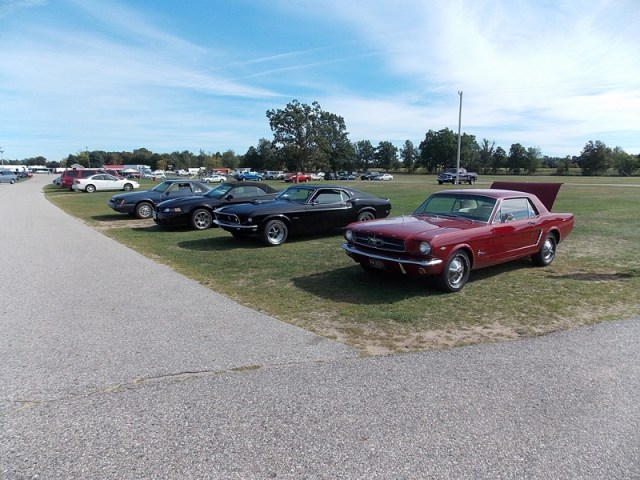 Mustang Alley