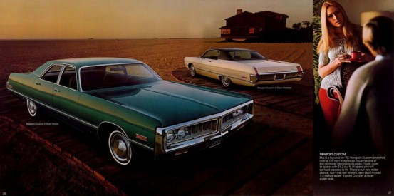 Truman 1972 Chrysler