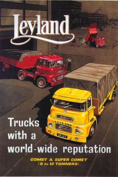 proper trucks