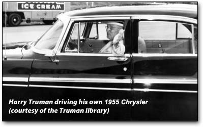 truman 55 chrysler