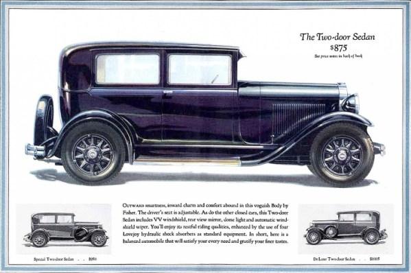 1929 Oldsmobile Six