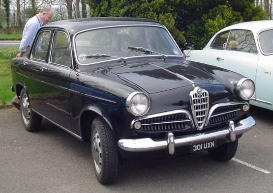 1958 Alfa Romeo Giulietta.1
