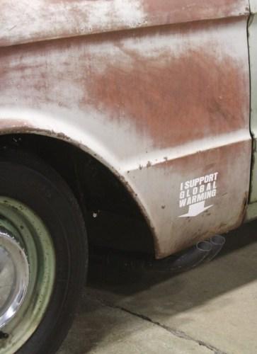 1962 Ford Falcon sign