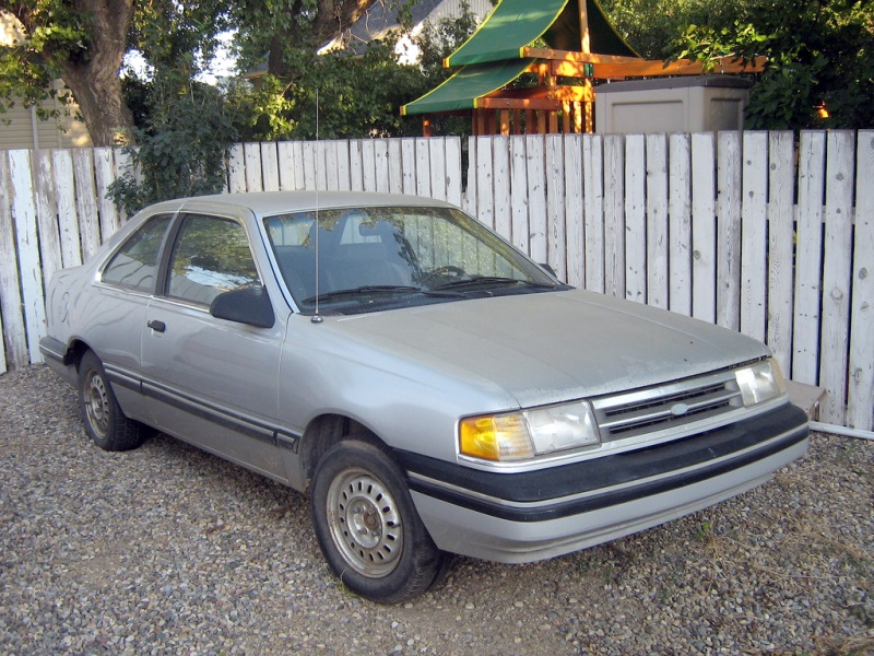 Cars of a Lifetime: $50 Mystery Car – Turns out to be a 1988 Ford ...