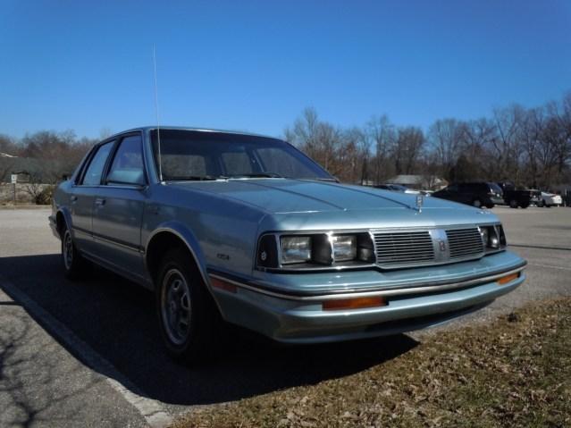 Curbside Classic: 1987 Cutlass Ciera – The Triumph Of TrueCoat