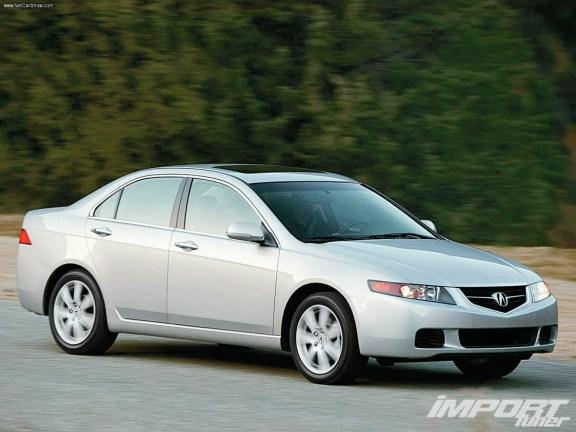 Acura TSX 2004