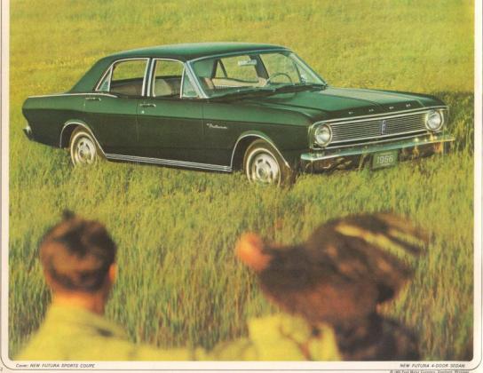 Ford Falcon 1966 -futura4-doorsedan