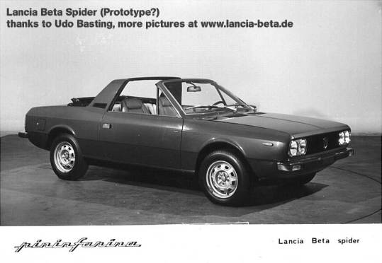 Lancia Beta spider proto-spider1
