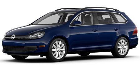 VW Jetta Sportwagen 2013