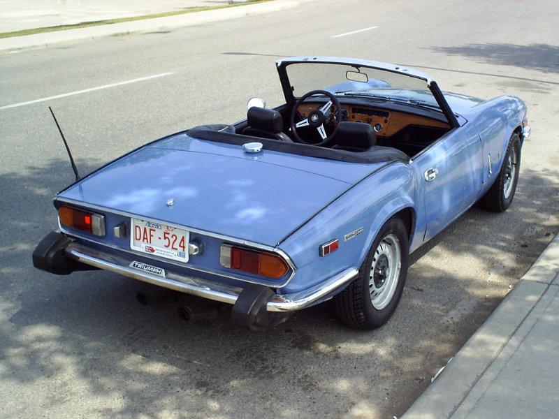 COAL: 1974 Triumph Spitfire 1500 – The Ideal First Classic Car
