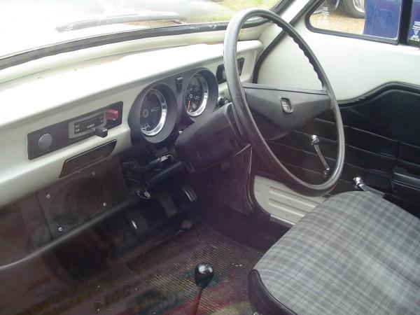 1978 Bedford HA van_2