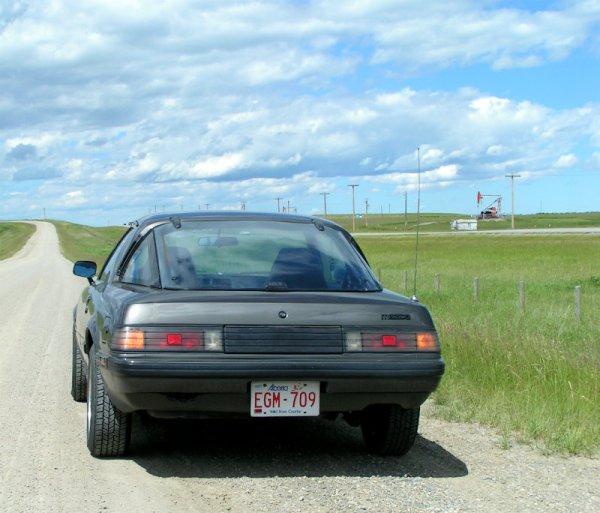 rear Rx-7