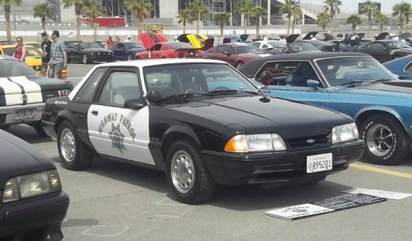 87 CHP car