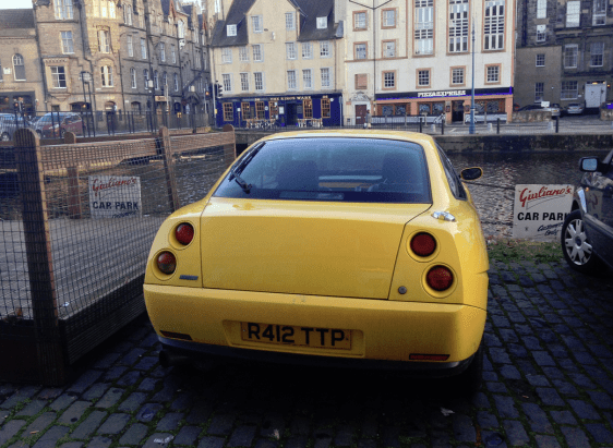 Fiat 1998 Coupe rr