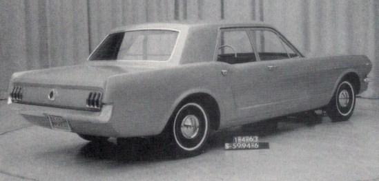 Ford Mustang 4 door  glenh