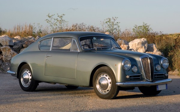Lancia Aurelia GT 1957