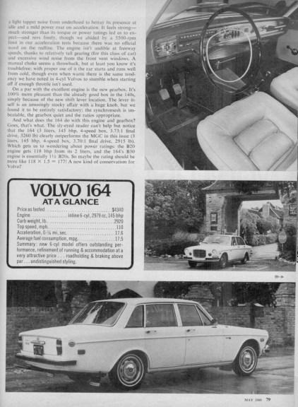Volvo 164 003 1200