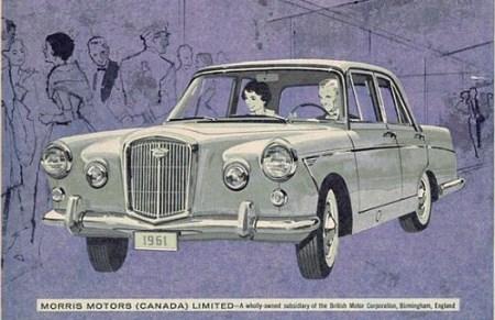 wolseley 1961 6-99