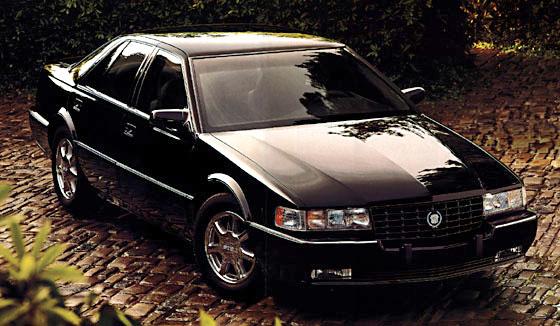 Curbside Clic: 1992-97 Cadillac Seville – A Forgotten Contender