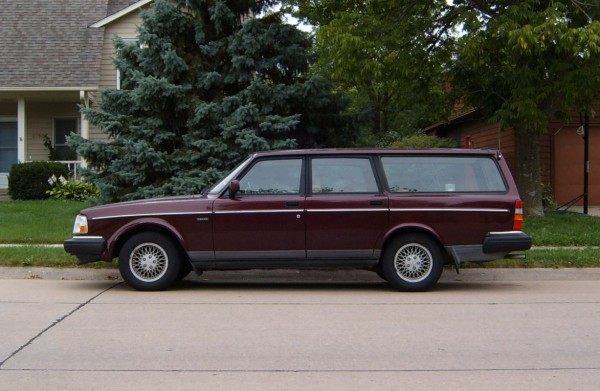 Curbside Classic 1993 Volvo 240 Classic Wagon So Long Old Friend