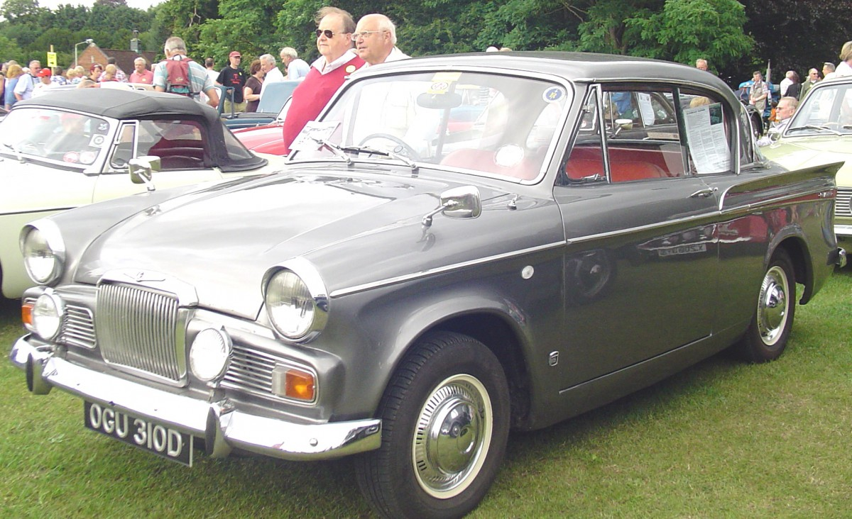 Car Show Classic: 1973 Sunbeam Rapier H120 – The Car I Wanted My Dad ...
