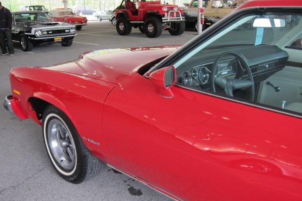 1975 Pontiac LeMans c