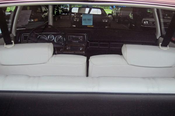 1975 Pontiac LeMans f