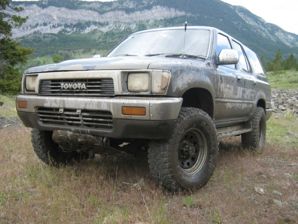 1989 Toyota Hilux SURF