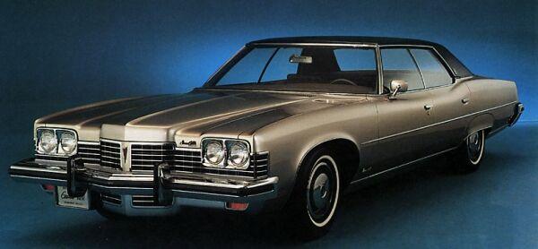 Pontiac Grandville 1973