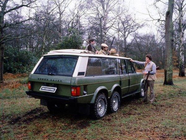 Range Rover WoodPickett-Sheer-Rover