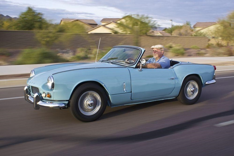 Curbside Classic Triumph Spitfire Mk1 One Of The Cars Ill