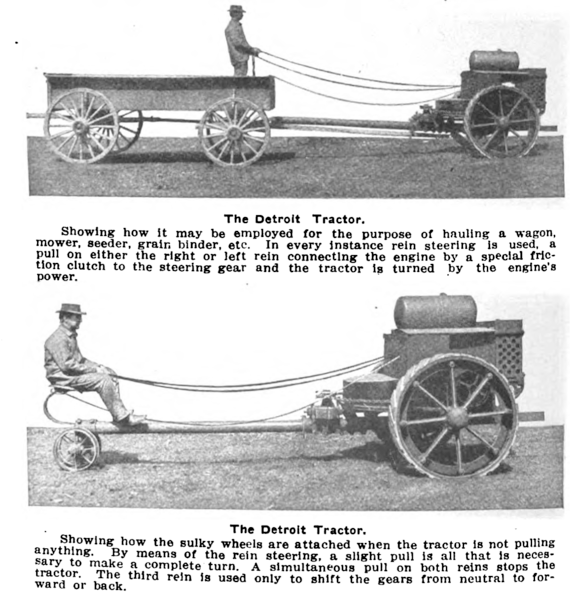 Tractor Detroit _in_Automobile_Trade_Journal_1913