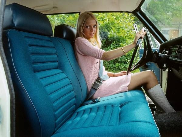 Volvo 144 Bench Seat